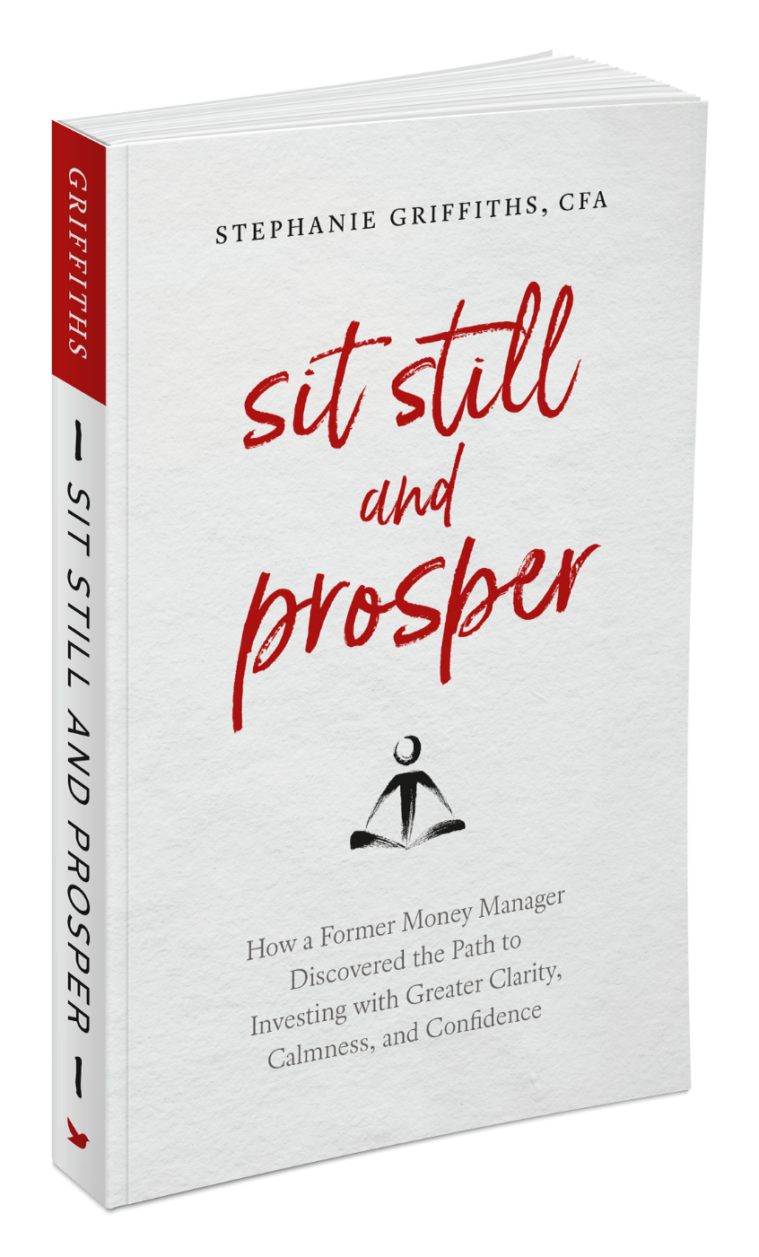 Sit Still and Prosper Book